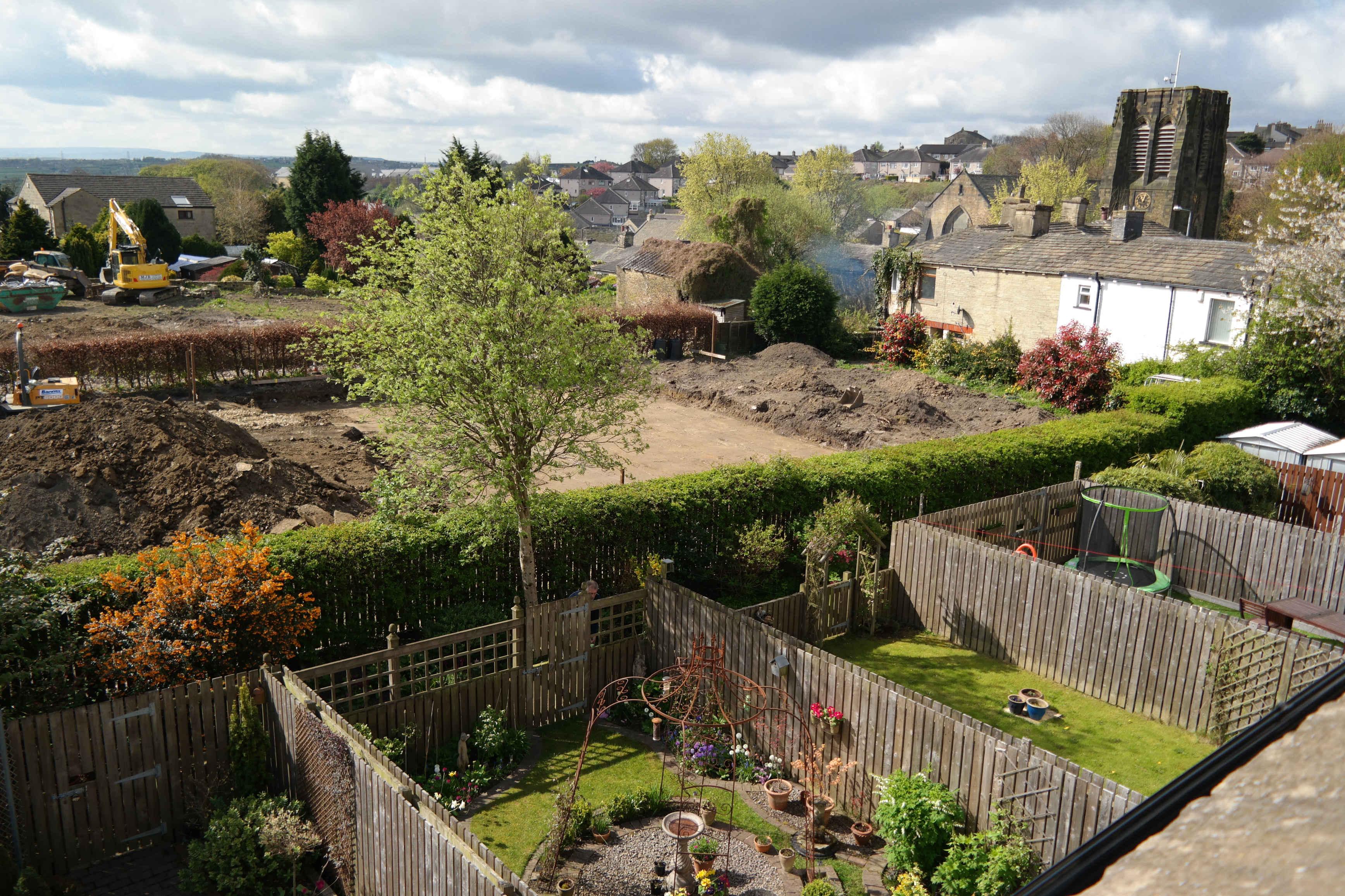 Development Of Housing Within Northowram And Shelf